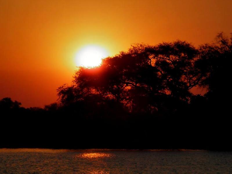 Tramonto sullo Zambesi - Zimbabwe di pierOOrsi1979