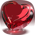Valentine Live Wallpaper ❤ Love Background Images icon