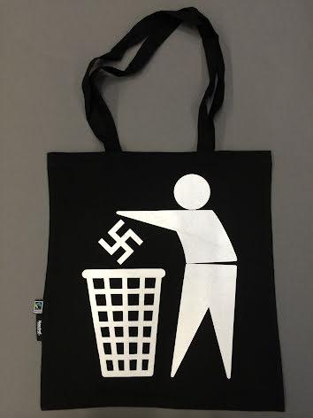 Tygkasse - Rasism Nej Tack!