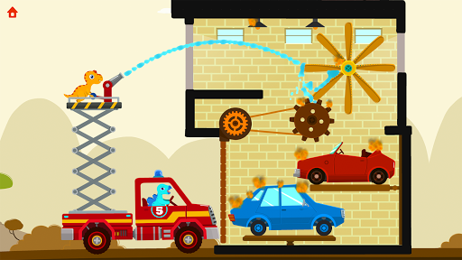 Fire Truck Rescue Free 1.0.4 screenshots 1