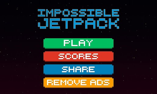 Impossible Jetpack- screenshot thumbnail