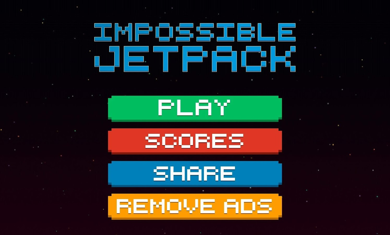 Impossible Jetpack- screenshot