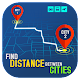Find Distance Between Cities for PC-Windows 7,8,10 and Mac