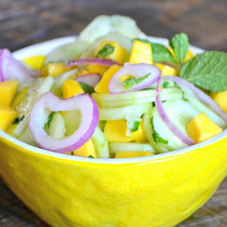 Sugar Free Cucumber Onion Salad Recipes