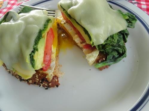 All Good for Me Breakfast Sandwich