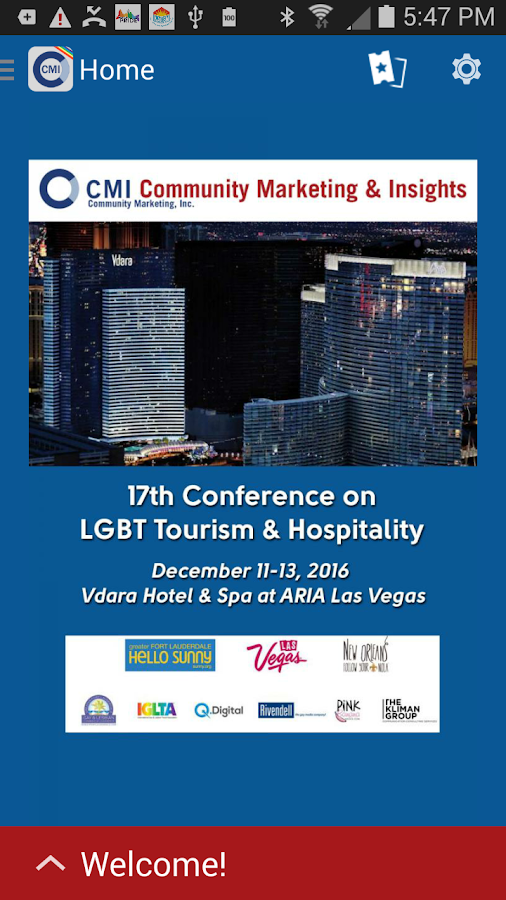 CMI Conference on LGBT Tourism- screenshot