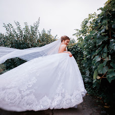 Wedding photographer Veronika Mikhaylovskaya (FotoNika). Photo of 13.09.2018