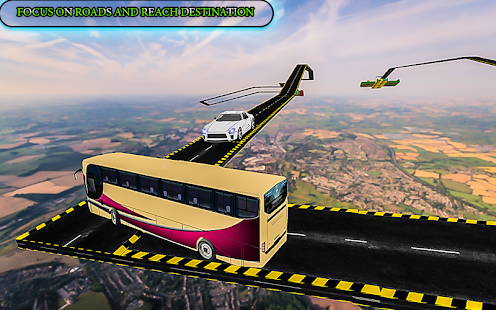 impossible bus simulator 2018 : real bus climb - náhled