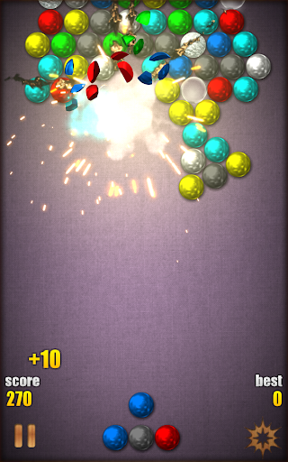 Magnetic Balls HD Free: Match 3 Physics Puzzle 2.2.0.9 screenshots 17