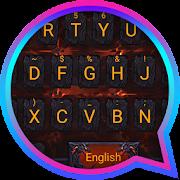 Fire Dragon Theme&Emoji Keyboard