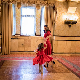 Dancing on the spot where my mom and dad got married .... The Brown Palace by Kellie Jones - Babies & Children Children Candids (  )