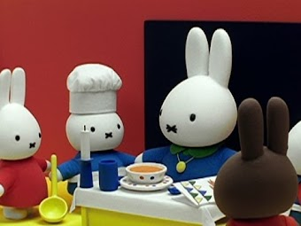 Miffy's Restaurant/Miffy Discovers Nature
