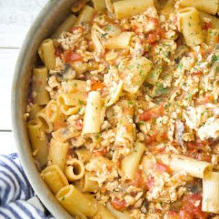 Ground Chicken With Pasta Recipes.