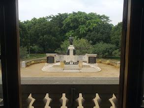 Photo: From window in Main Building , IISc.