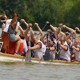 Dračí lodě Jedovnice Olšovec by Petr Olša - Sports & Fitness Watersports