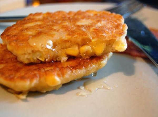 Lisa's Corn Fritters Recipe