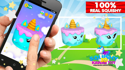 3D Squishy toys kawaii soft stress release games 1.6 androidappsheaven.com 2