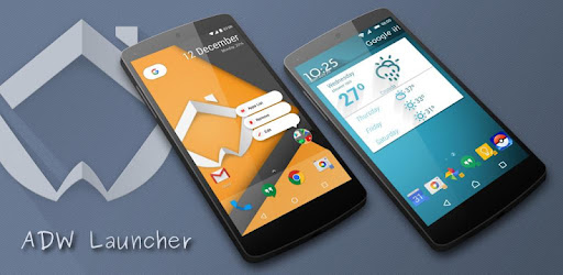 adw launcher 2 google play のアプリ