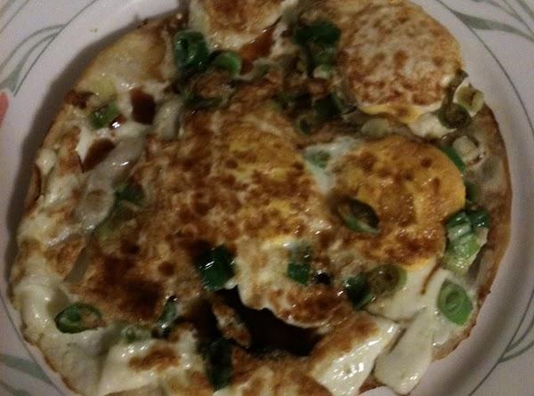 Egg Tortilla Recipe