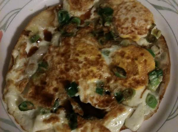 Egg Tortilla Recipe