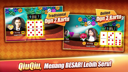 LUXY : Domino & Poker – Gaple QiuQiu QQ 99 Remi apklade screenshots 2