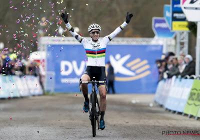 Sanne Cant boekt eerste seizoensoverwinning in Sint-Niklaas voor Aniek van Alphen ondanks valpartij in de slotronde