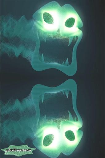 Ghoul Sparkling Halloween Head