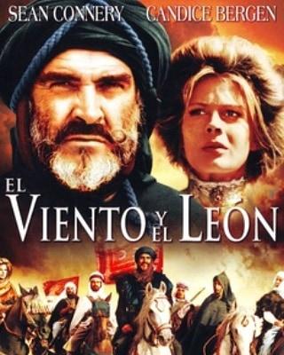 El viento y el león (1975, John Milius)