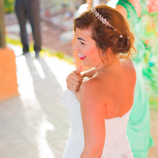 Wedding photographer Pablo Melián (melin). Photo of 02.10.2015