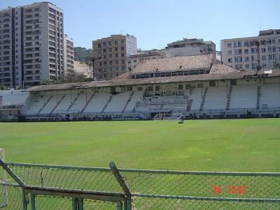 Estádio Manoel Schwartz (Laranjeiras) - Fluminense