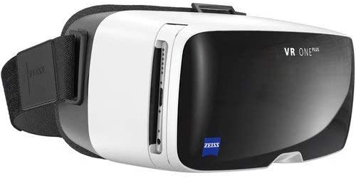 VR goggles to use with your smartphone and the PowerRay wizard for a first-person perspective are shown in this file photo.