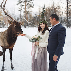 Wedding photographer Ekaterina Terzi (Terzi). Photo of 25.01.2018