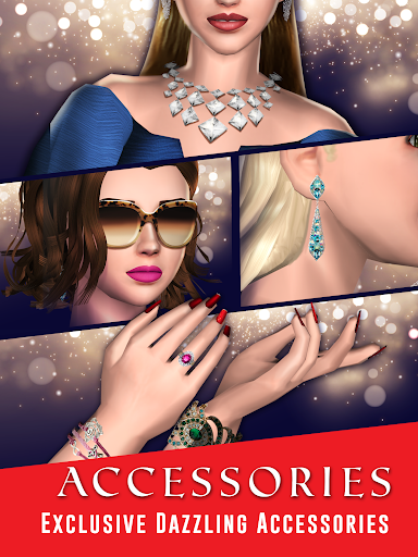 Fashionista - Dress Up Challenge 3d Game modavailable screenshots 9