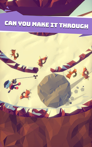 Hang Line: Mountain Climber screenshot 7
