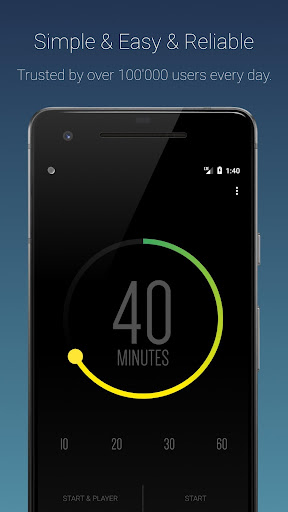Sleep Timer (Turn music off) 2.5.4 screenshots 1