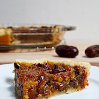 Medjool Date Pecan Pie Recipe
