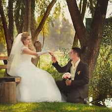 Wedding photographer Aleksandr Mokshin (Mokshin). Photo of 28.02.2015