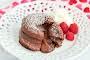 Burning Love Molten Chocolate Cakes Recipe