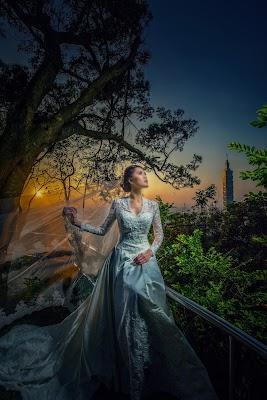 Wedding photographer ying hua chen (yinghuachen). Photo of 27.12.2015