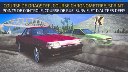 Code Triche JDM Racing: Drag & Drift Races apk mod screenshots 4