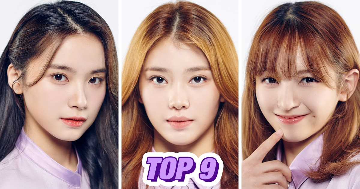 """The New """"Girls Planet 999"""" Top 9 Contestants (2nd Elimination Round)"""