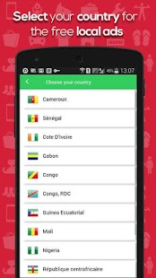 AFRIBABA Free local Ads Africa- screenshot thumbnail