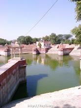 Photo: barsAnA (rAdhA's birth place) - sudhAmA kuti, srI rAm mandhir - rAmAnandhi sampradhAyam