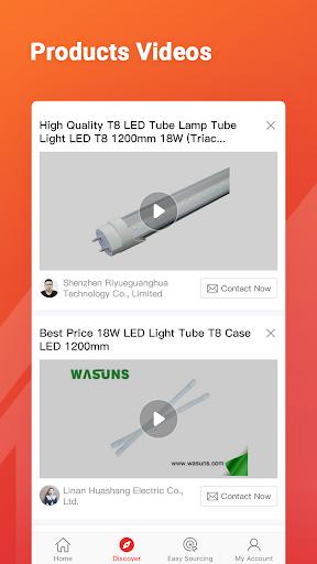 Made-in-China.com - Online B2B Trade App for Buyer 4.07.03 screenshots 2