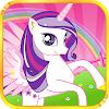Kids Game Pony Little