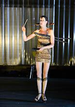 Photo: IM REICH DER TIERE von Roland Schimmelpfennig. Inszenierung: Roland Schimmelpfennig. Premiere 27. 2.2015. Sabine Haupt. Copyright: Barbara Zeininger