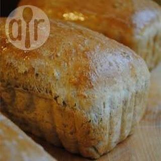 Apple Oat Bread