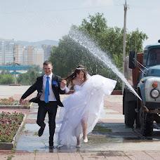 Wedding photographer Maksim Khlyzov (DejaVuChita). Photo of 16.02.2016