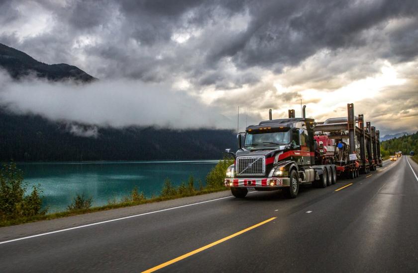 Cơ hội định cư cho nghề lái xe tải ở Canada