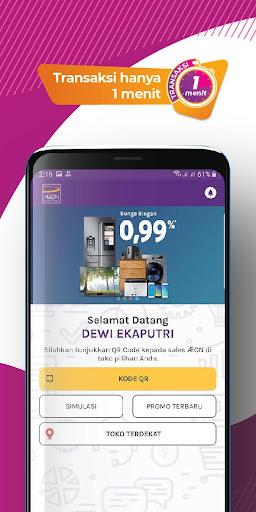 AEON Fast Indonesia 0.99.5 screenshots 1